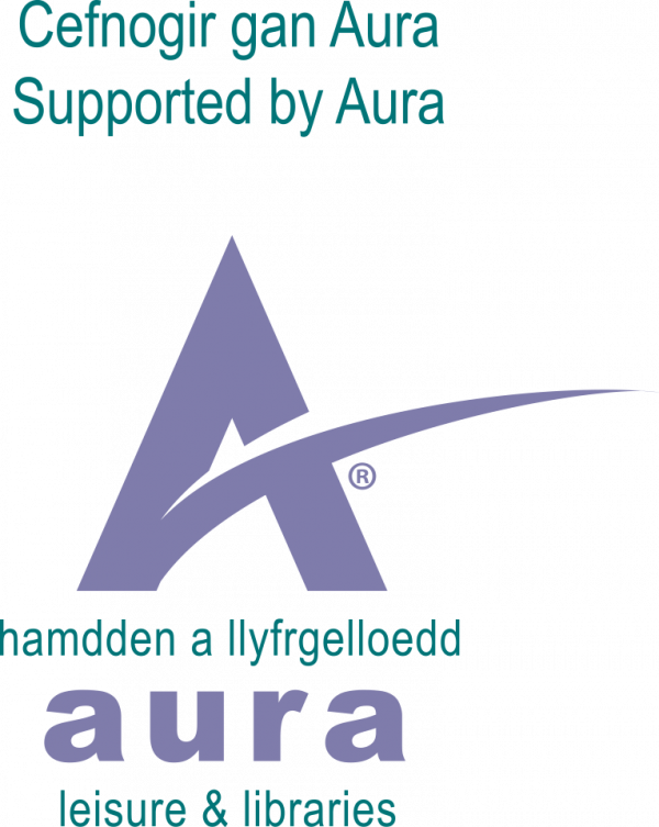 Aura leisure logo in partnership 600x753